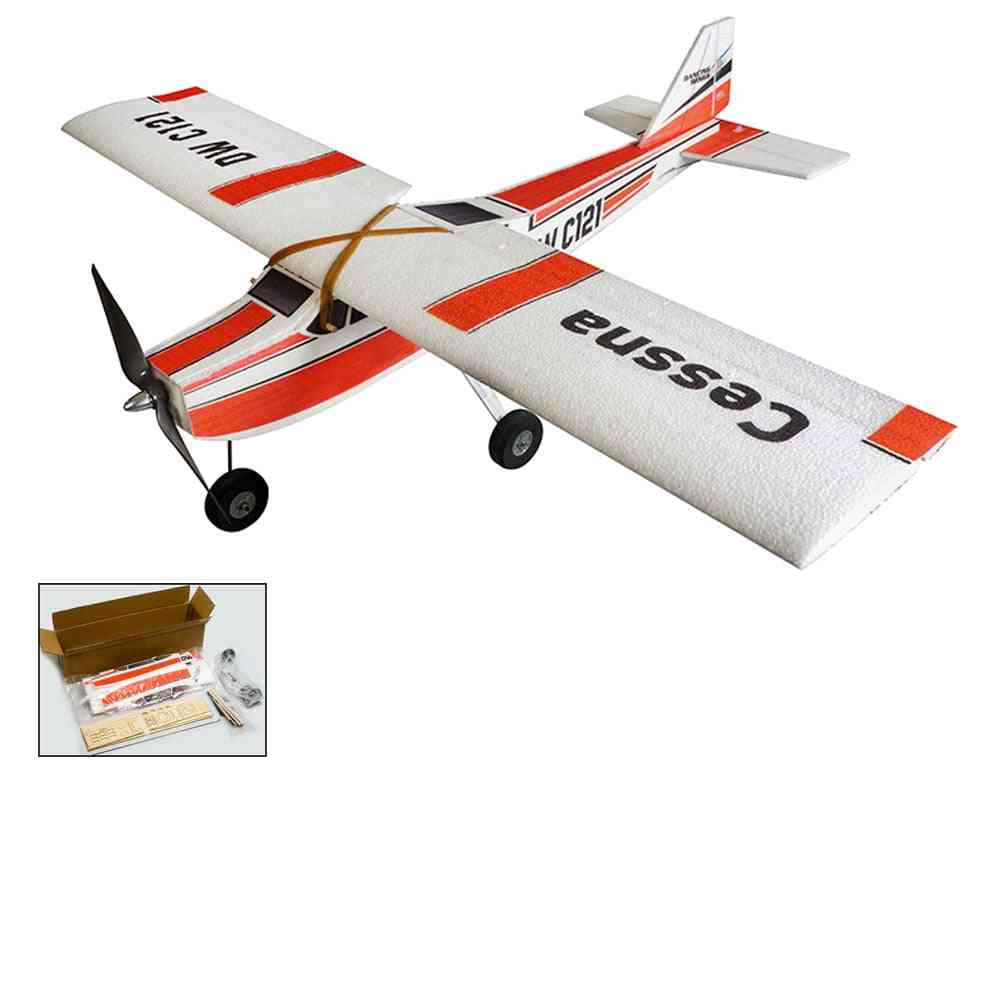 Remote Control Rc Plane Model For Fixed Wing Epp Materials