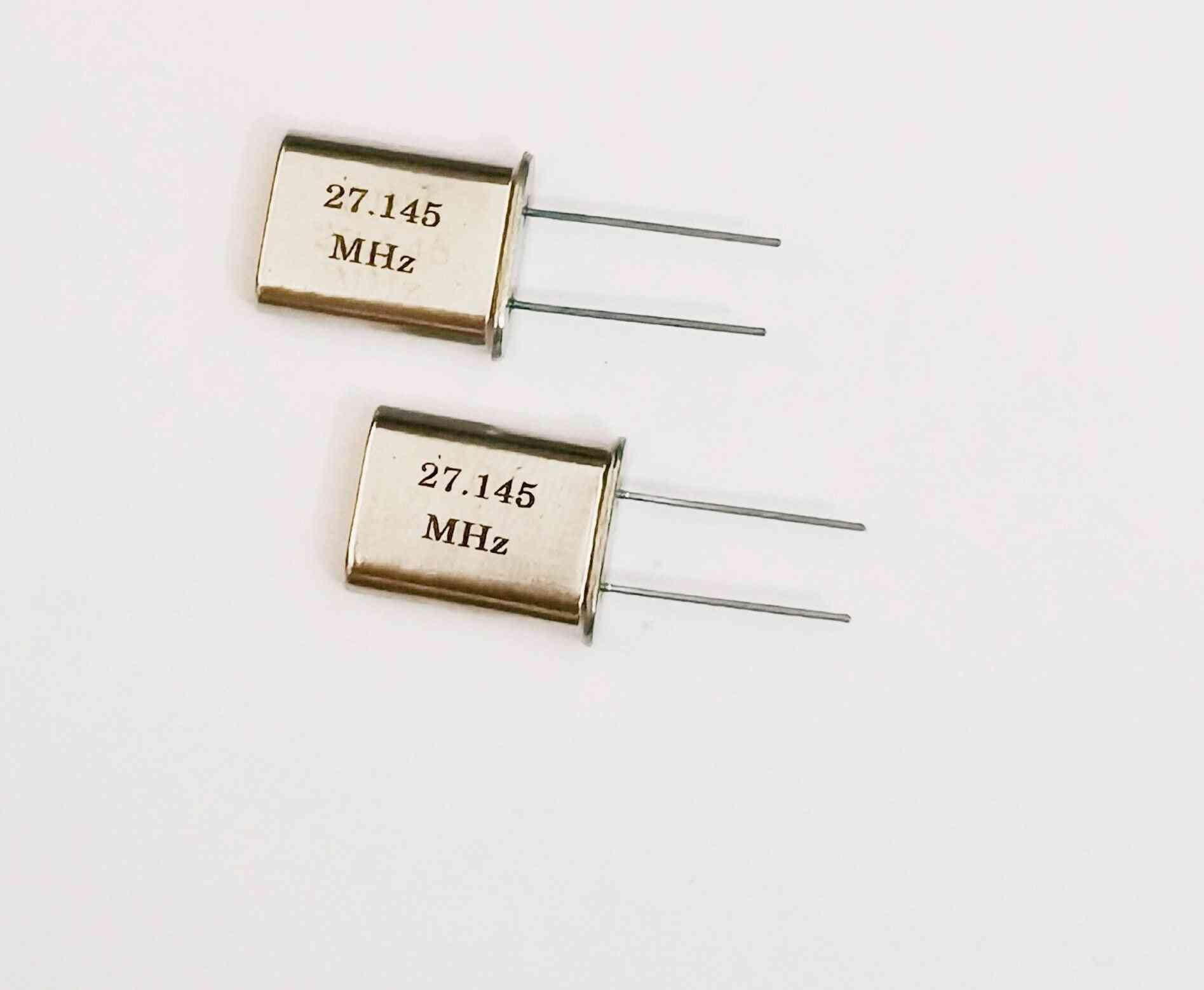 In-line Quartz Crystal Oscillator