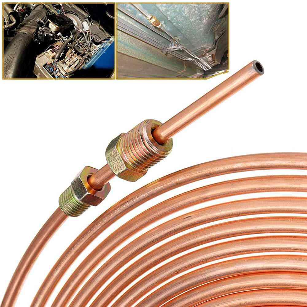 Copper Nickel Brake Pipe Hose Line Piping Tube Tubing Anti-rust