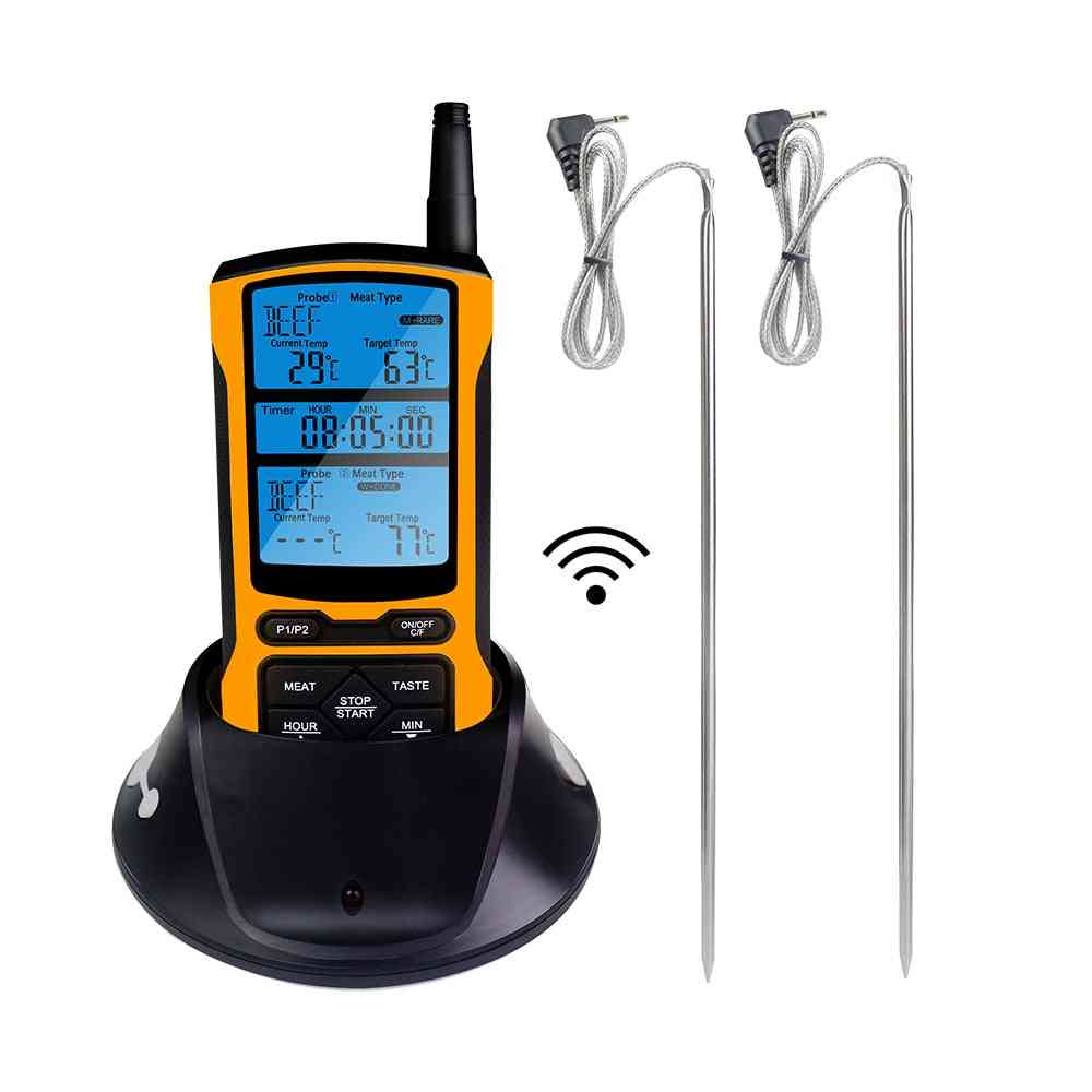 Cooking Temperature, Monitor Meter, Kitchen Thermometer