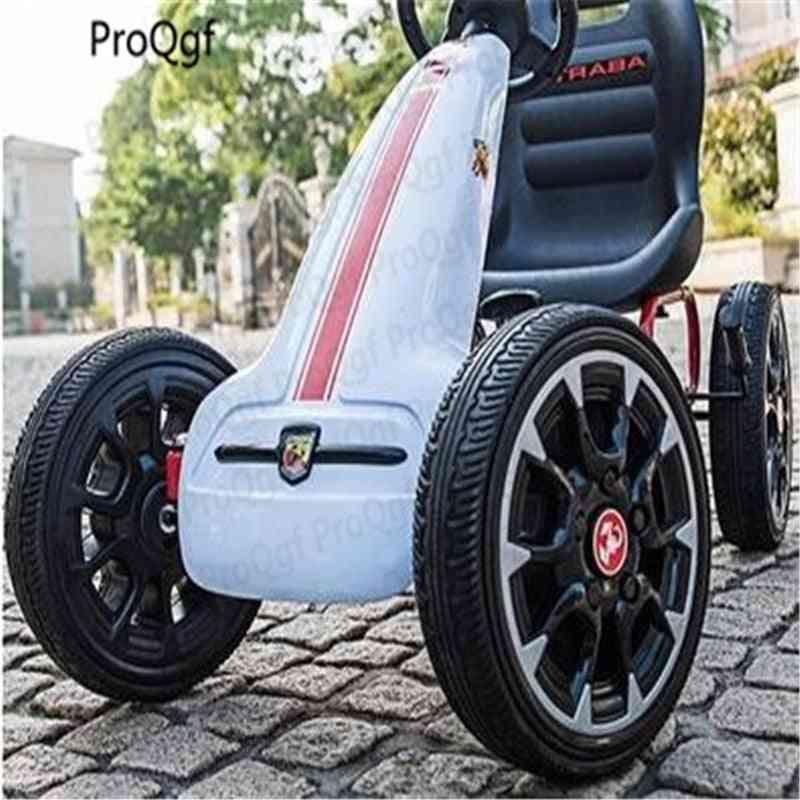 Eva Wheel Go Kart For Gold Play Ground