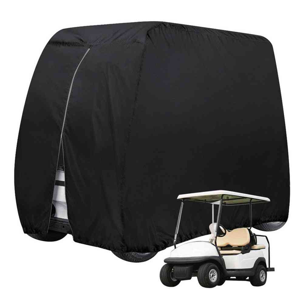 Buckle Outdoor Sports Golf Cart Cover Accessories