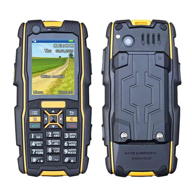Ip67 Waterproof Rugged 3g Wcdma Gsm Shockproof Sos Mobile Phone