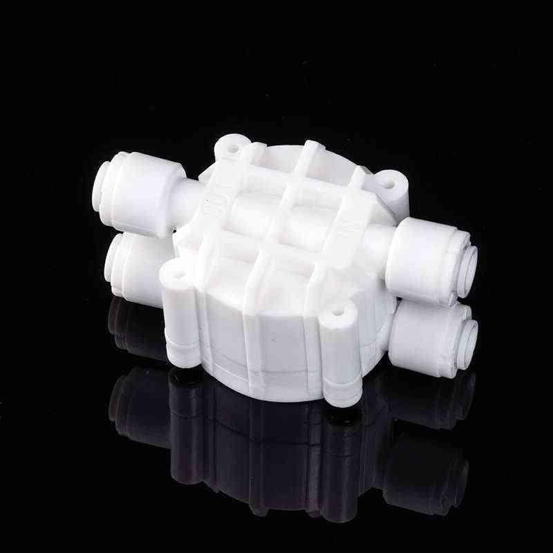 4 Way Valve Quick Fitting Connection Aquarium Ro Water Filter Reverse