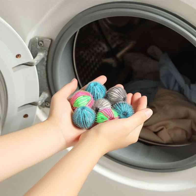 Random Colors Magic Pet Hair Removal Laundry Ball