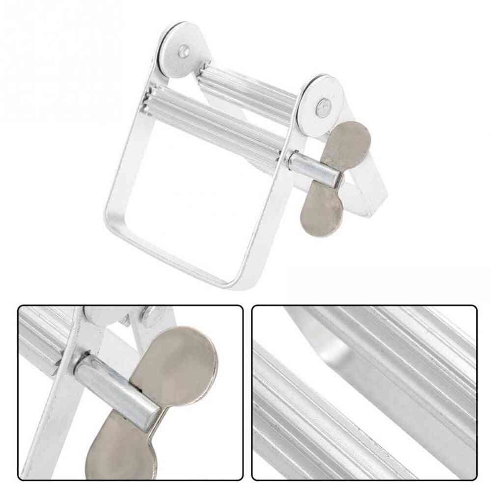 Lazy Toothpaste Dispenser Metal Squeezing Tools