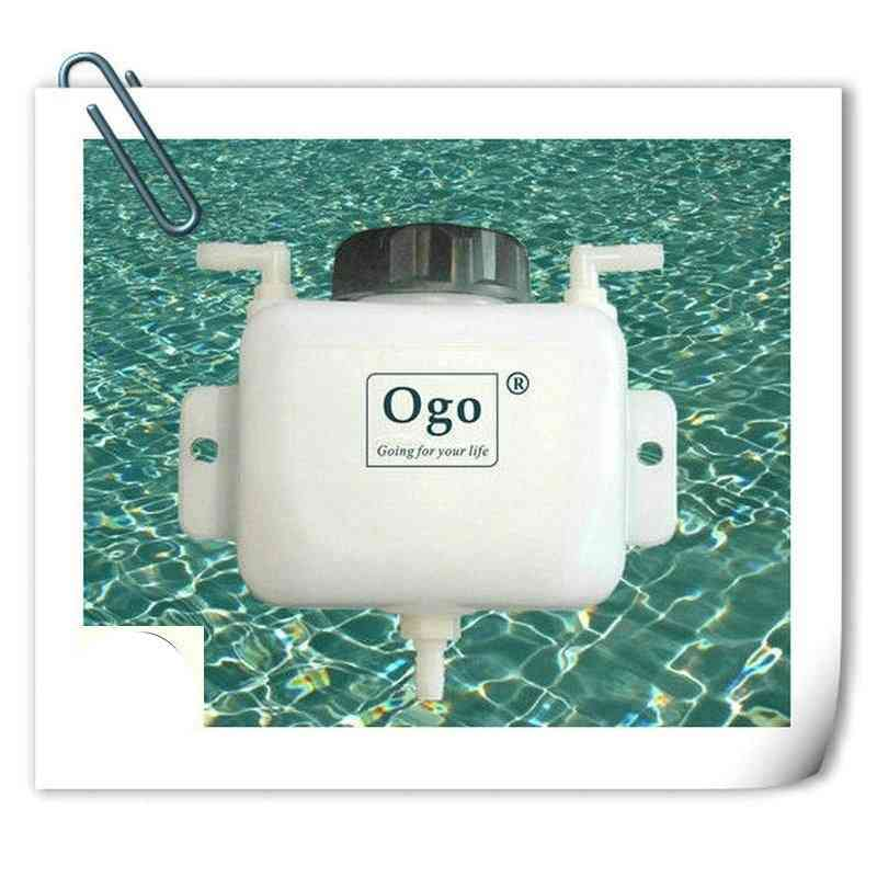1.2l Ogo Hho Water Reservoir/bubbler Tank