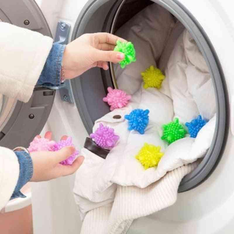 Pvc Laundry, Household Washing Machine Cleaning Ball