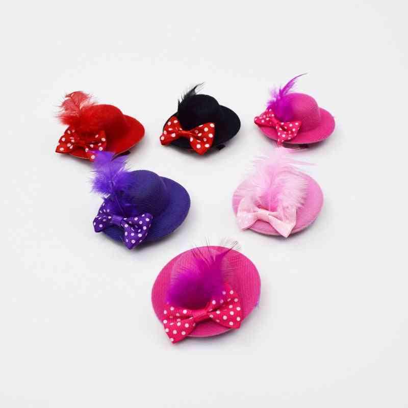 Kitty Hair Decoration Clip Hat