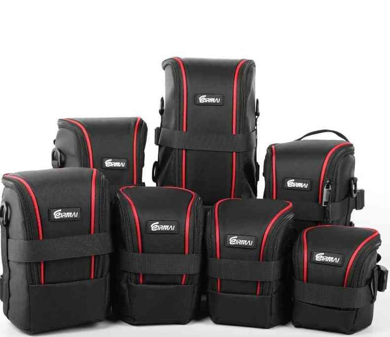 Dslr Camera Lenses Pouch Bag