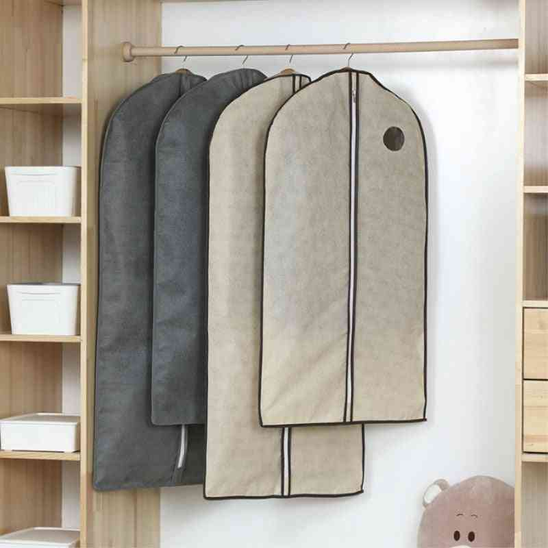 Hanging Clothes Dust Cover Coat Suit Cover