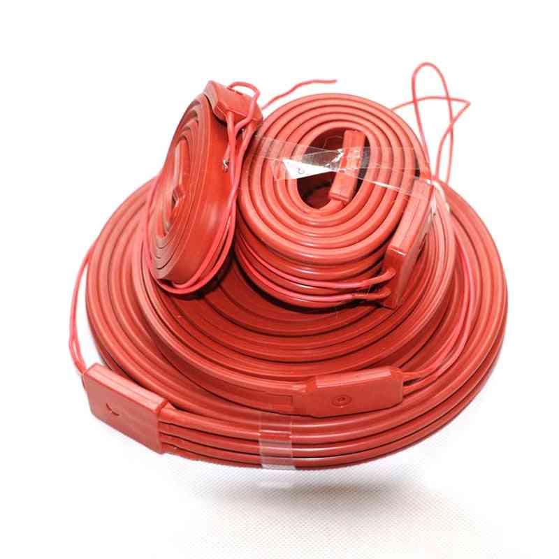 Waterproof Flexible Silicone Heater Strip