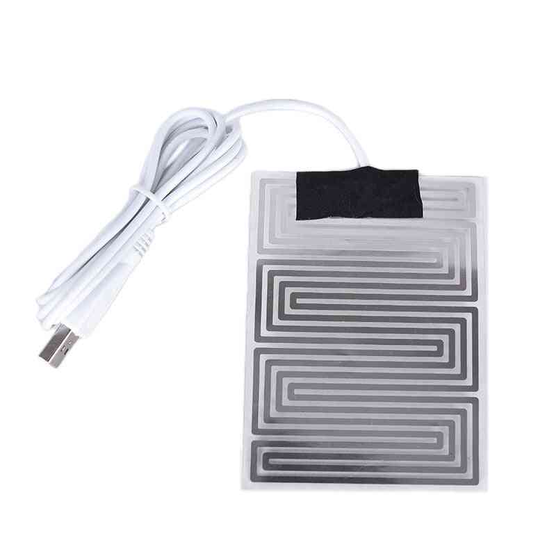 Usb Heating Film Electric Winter Infrared Fever Heat Mat