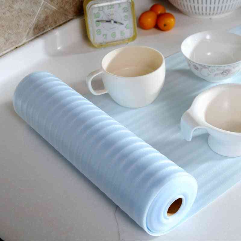 Kitchen Table Drawer Shelf Liner Contact Paper Mat Pad
