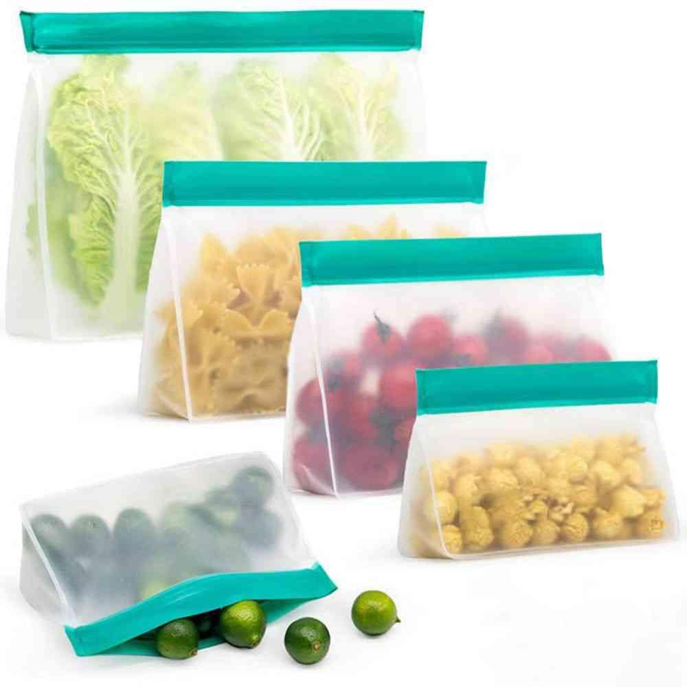 Silicone Bag Food Preservation