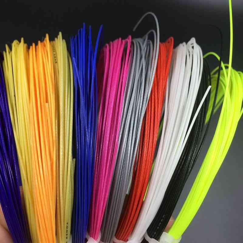 Badminton Strings Training, Assorted, Tenstion