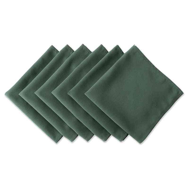 Wrinkle Resistant Polyester Napkin