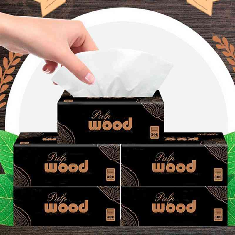 Smooth 4-layer Hand Tissue Paper Towel