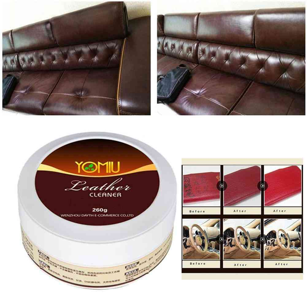 Car Seat Sofa Leather Cleaning Cream