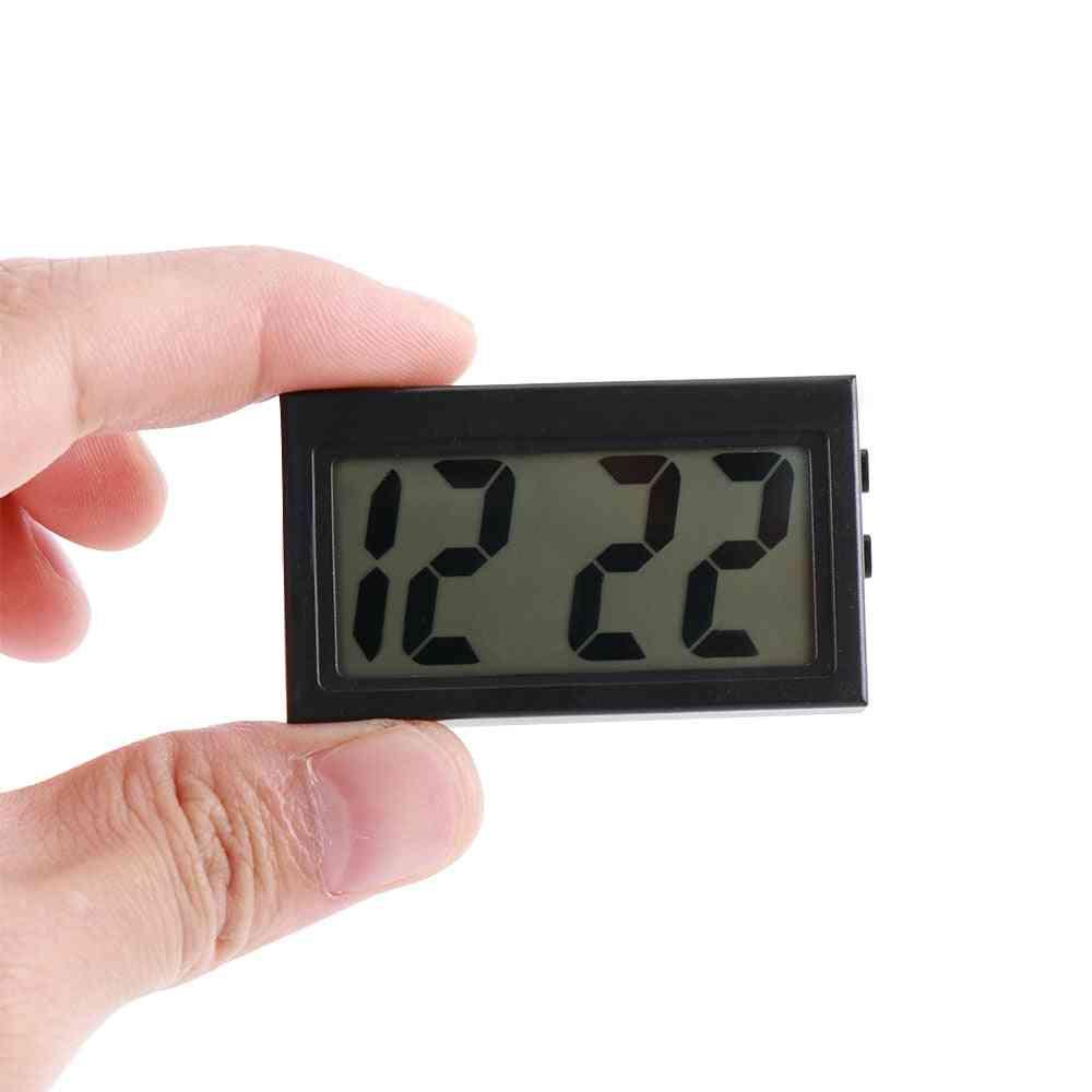 Car Dashboard Desk Digital Clock