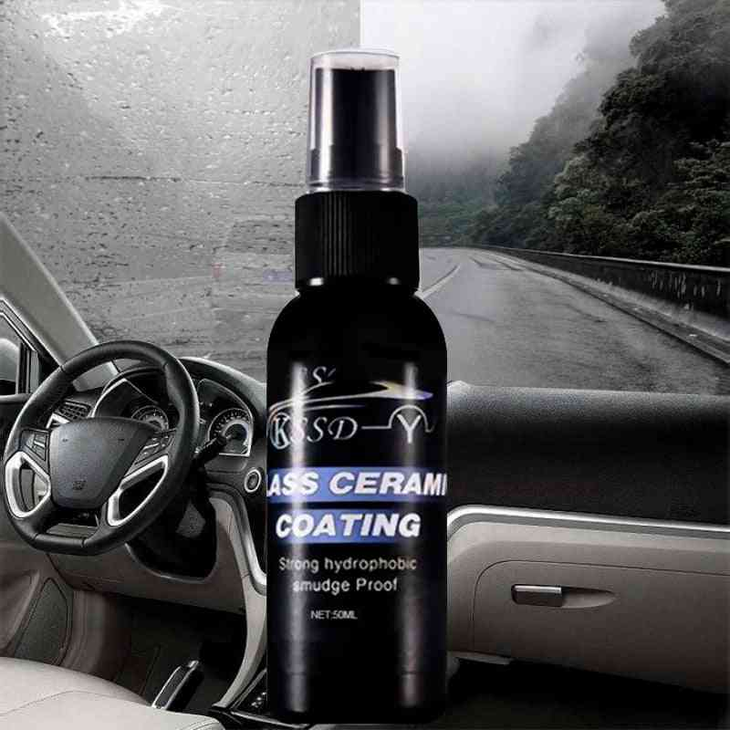 Anti-rain Agent Rearview Mirror Repellent Agent Car Glass Anti Water Spray Car-styling Window Care Cleaner