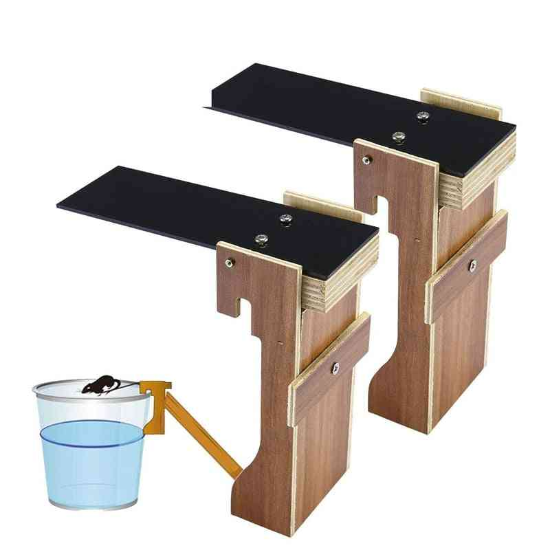 2 Pack Walk The Plank Mouse Trap,