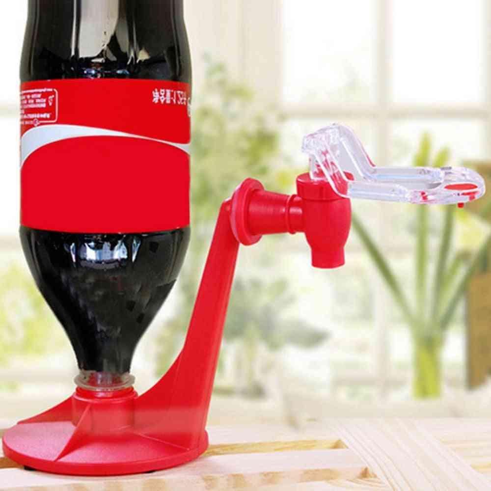 Novelty Saver Soda Dispenser Bottle & Drinking Water Dispense Machine Switch