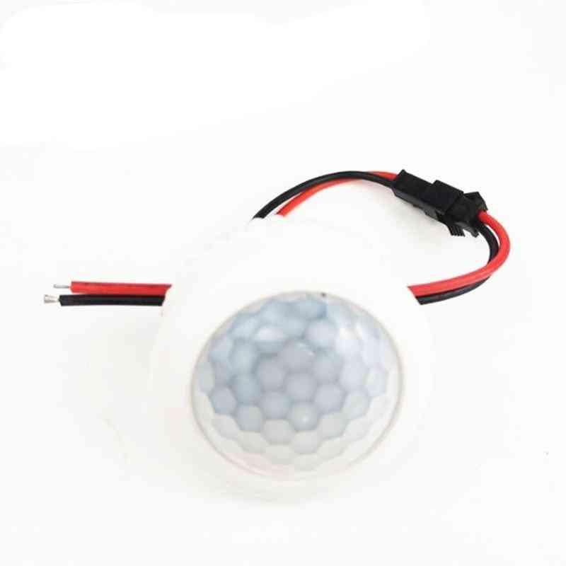 Smart Pir Sensor Switch 220v Infrared Human Body Induction Light Control