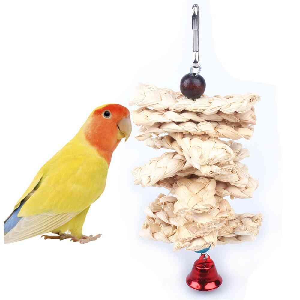 Bird Parrot Stand Perch