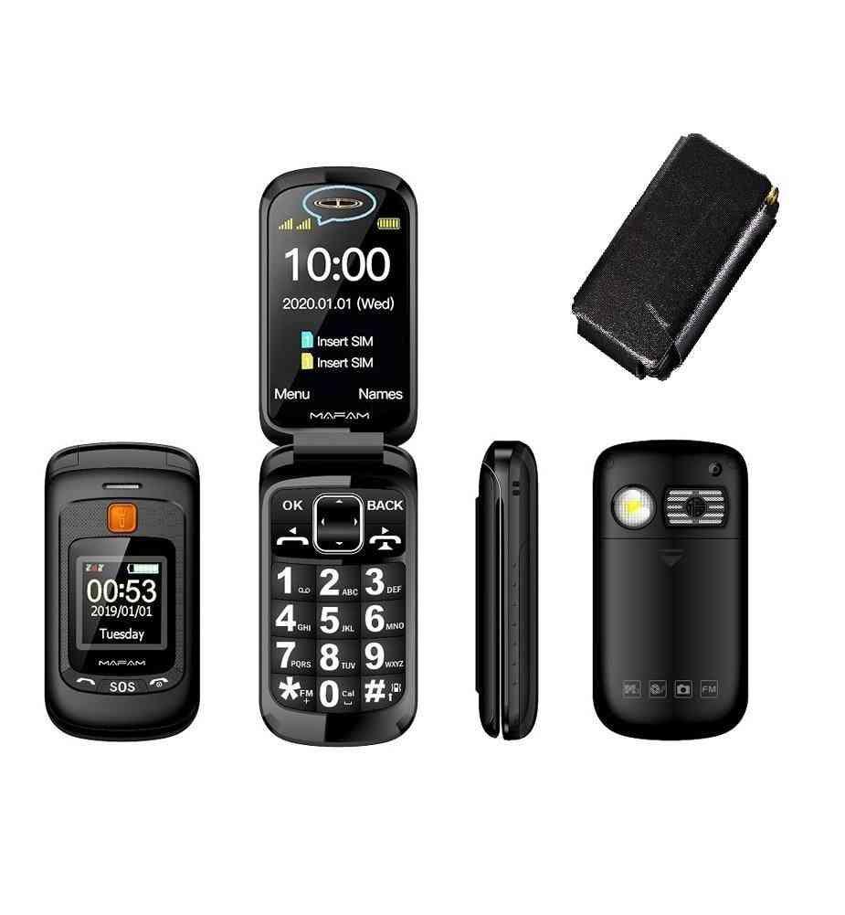 F899 Folded Elderly Mobile Phone