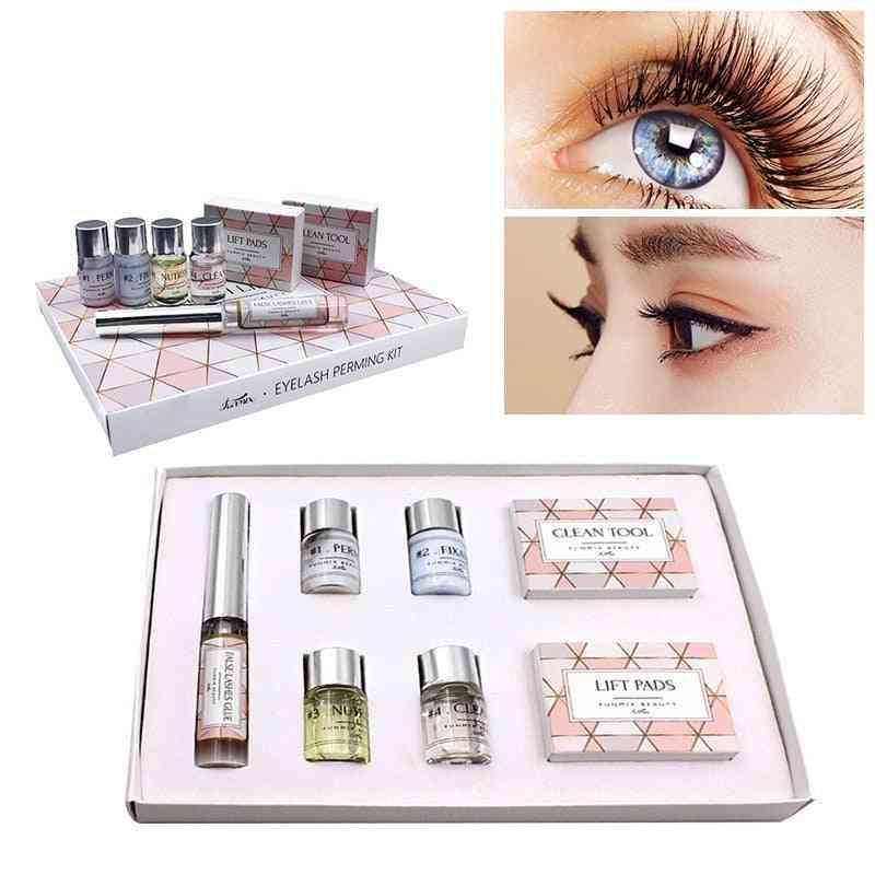 Mini Eyelash Perm Glue Set