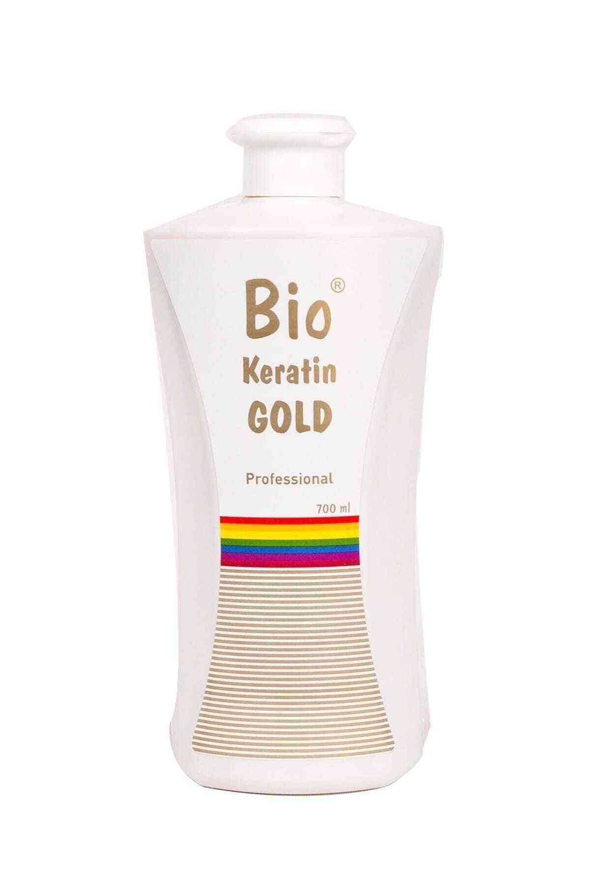 Gold Brazilian Blow Dry Straightening Keratin Healthy Soft Grooming Smooth Hair 700ml