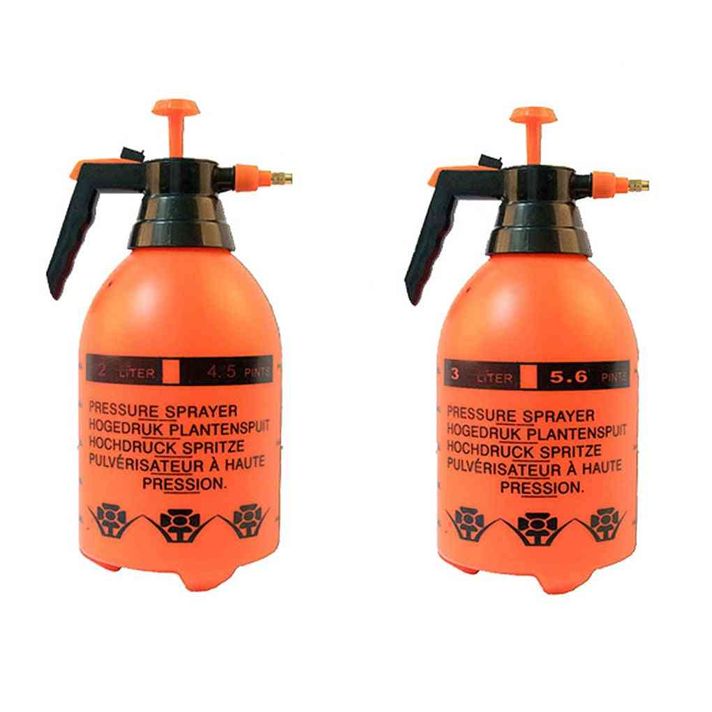 Air Compression Pump Watering Bottle