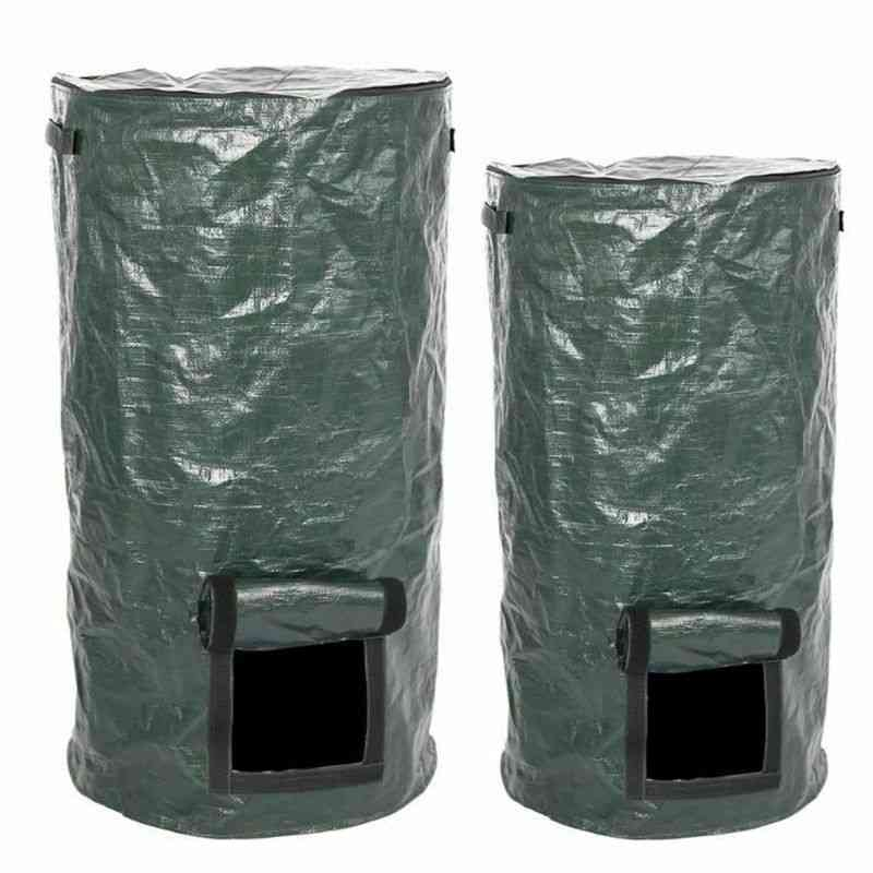 Collapsible Garden Yard Compost Bag
