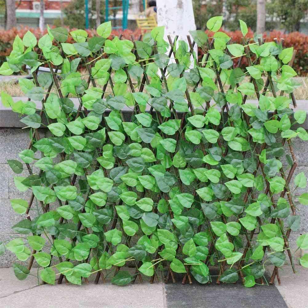 Artificial Green Leaf Home Garden