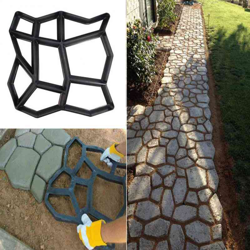 Path Maker Brick Mold