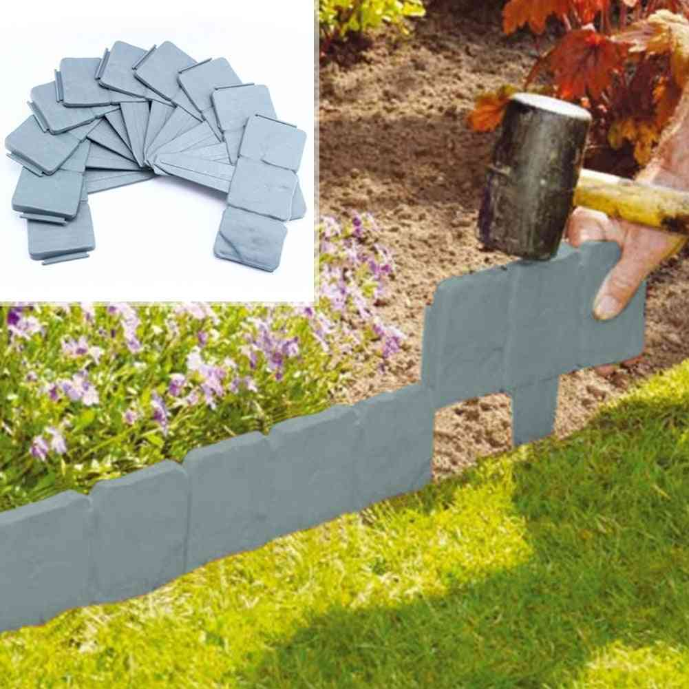 Lawn Edging Plant Flower Fence