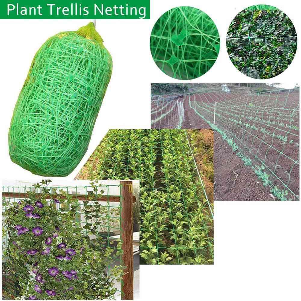 Garden Fence Green Nylon Net Vegetable Plant