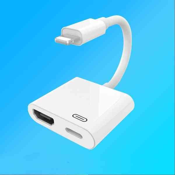Snowkids Phone Hdmi-compatible Adapter