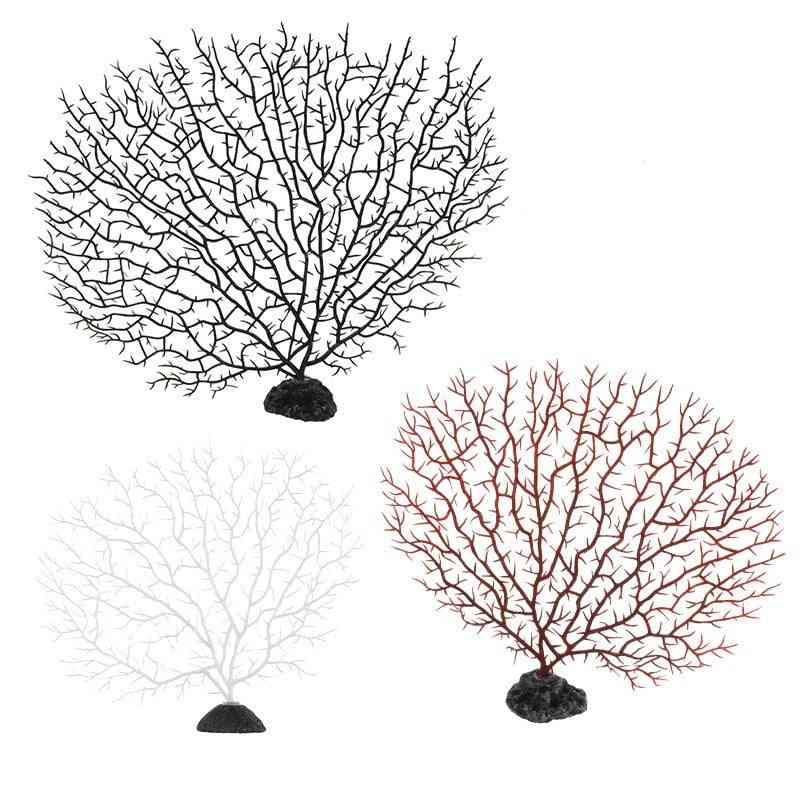 Underwater Artificial Coral Ornament Aquatic Plant