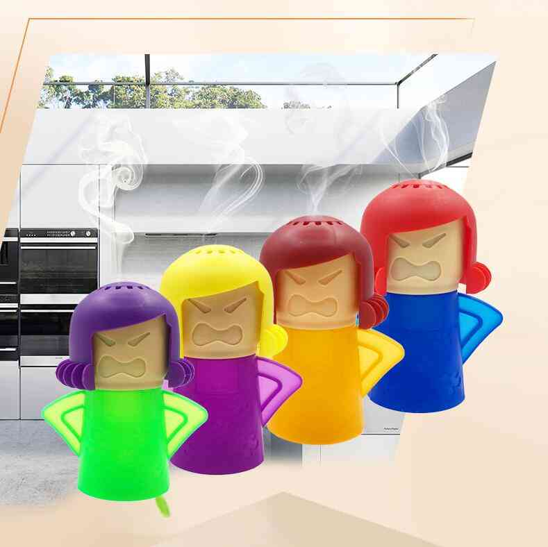 Angry Mama Oven Steam Microwave Cleaner