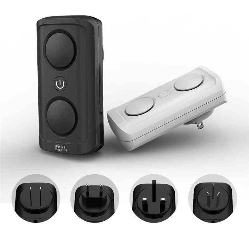 Ultrasonic Pest Repeller Plug In Electronic Repellent Rat Mouse/ Insect Anti Mosquito