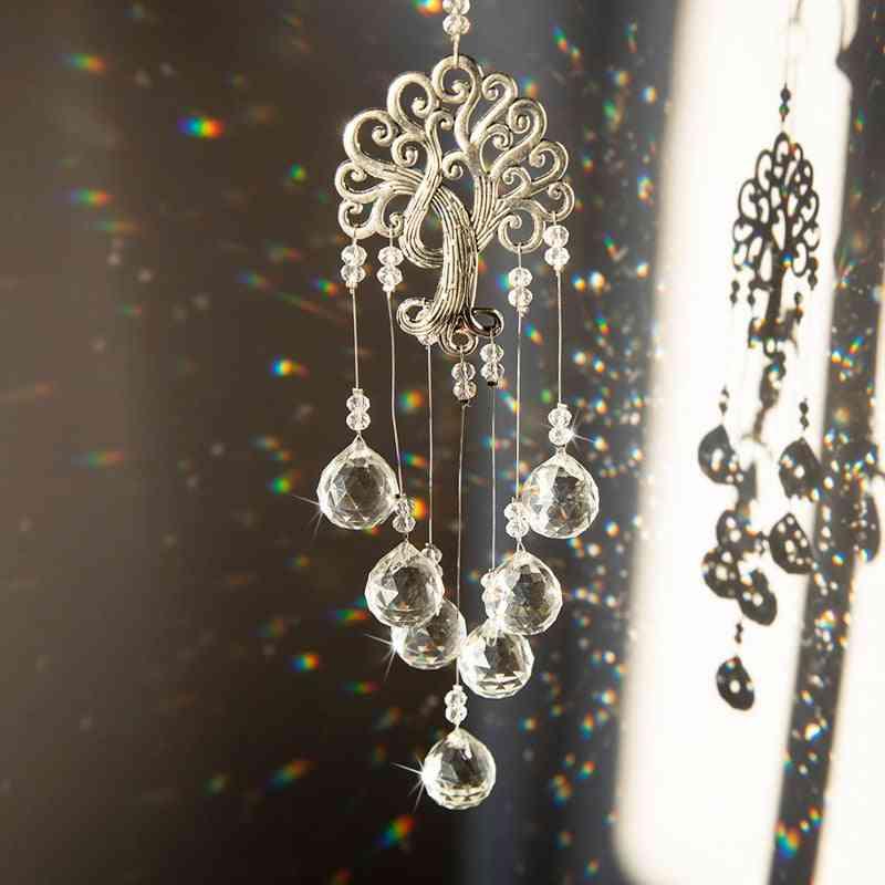 Suncatcher Hanging Crystal Ball Prism