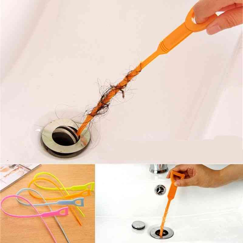 Sink Plumbing Cleaning Small Clean Tool With Hook