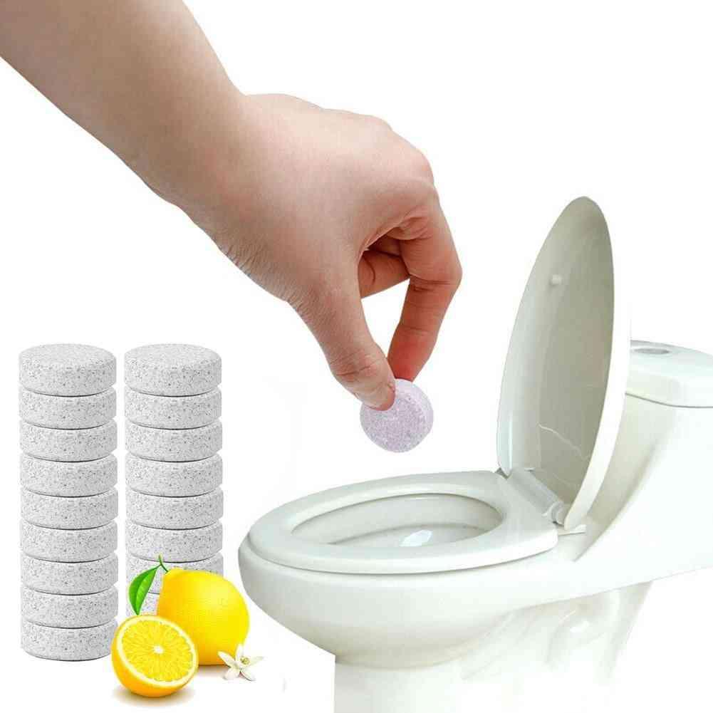 Cleaning Floor Toilet Cleaner