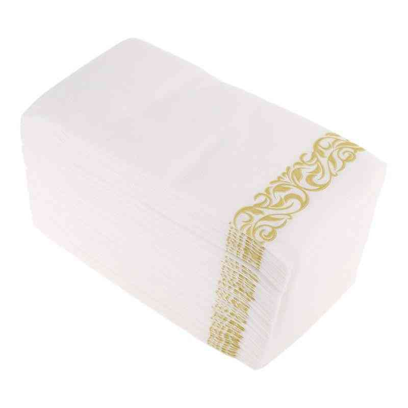 Soft And Absorbent Linen-feel Paper