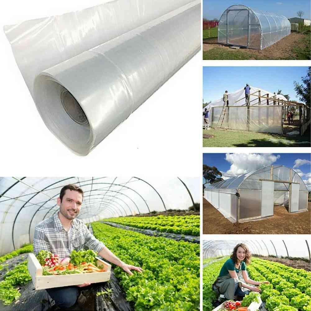 Transparent Vegetable  Agricultural Cultivation Plastic Cover Film Protect Plants