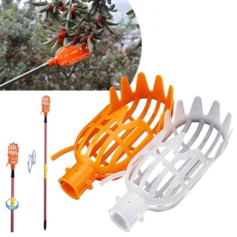Fruits Picker & Collection Picking Head Tool Fruit Catcher Device