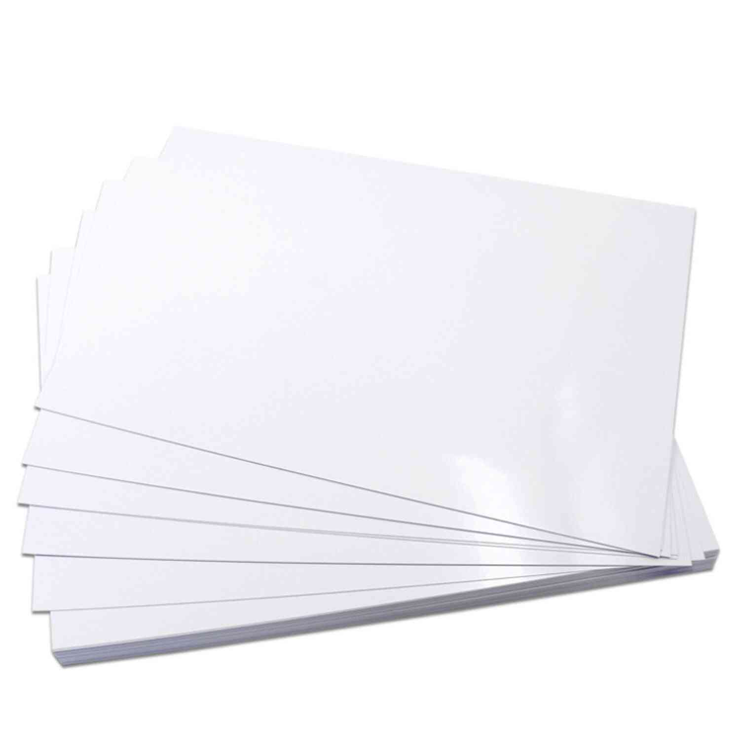A4 Size 180g High Glossy Photo Papers