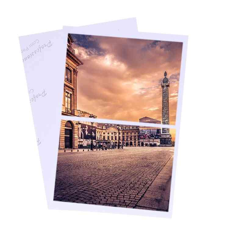 Photo Paper 200gsm High Quality For Inkjet Printers